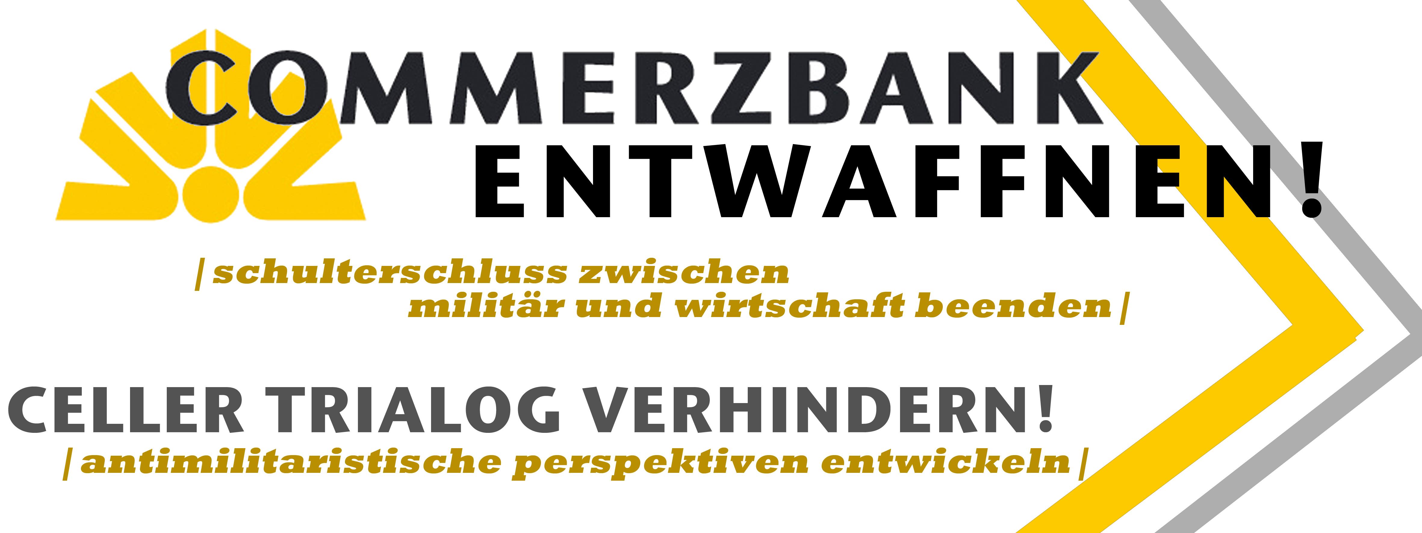 Commerzbank-Transpi